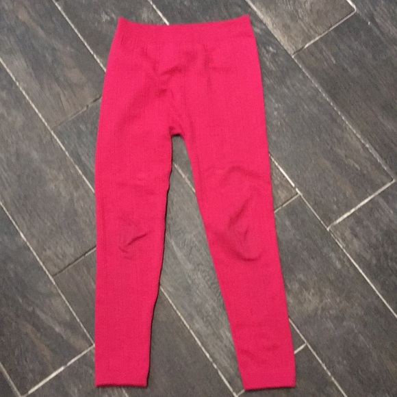 Derek Heart Other - Girls pink leggings S/M